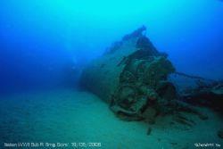 R. Smg. Scire' WW2 Italian Sub. by Dan Ashkenasi