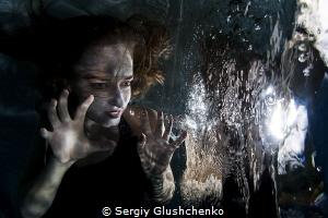 Reflection... by Sergiy Glushchenko