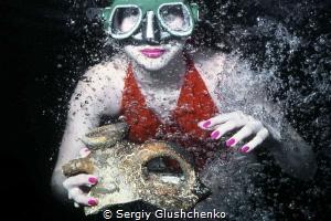 Amphora... by Sergiy Glushchenko