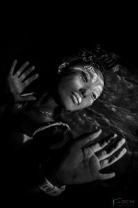 Impression (Black arts photography) by Kelvin H.y. Tan