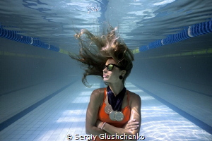Freediver... by Sergiy Glushchenko