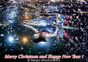Merry Christmas! by Sergiy Glushchenko