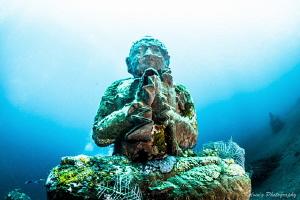 UW Buddha by Kelvin H.y. Tan