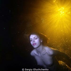 Night... by Sergiy Glushchenko
