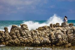 Clash of the Giants. Where the Atlantic and Indian oceans... by Peet J Van Eeden