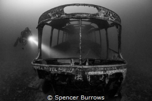 Bus with an Atmosphere by Spencer Burrows