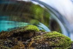 Currents #2 (Bueges river, France) by Mathieu Foulquié