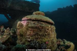 Santa Cararia wreck by Marcelo Lunardi Ferronato