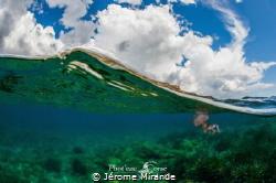 Blue dream by Jérome Mirande