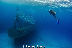 The Wreck & the Jacks by Henley Spiers