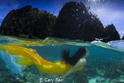 Mermaid by Cary Bao