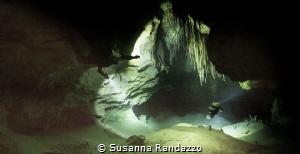 Caracol cave by Susanna Randazzo