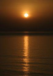 Emirat Fujairah - Eastern Coast of UAE Sunrise by Ralf Levc