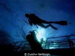 Wreck Diving MONEM - CESME - IZMIR by Cumhur Gedikoglu