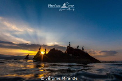 Sunset by Jérome Mirande