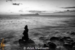 standing stones project by Arun Madisetti