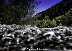 Passeier River taken with Nikon AW130 by Carsten Schroeder