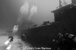 The Stella Maru Shipwreck,Republic of Mauritius.Republiqu... by Jean-Yves Bignoux
