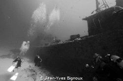 The Stella Maru Shipwreck,Republic of Mauritius.Republiqu... by Jean-Yves Bignoux