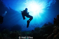 Tranquility - This was a picture taken towards the end of... by Neil Giles