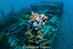 Sea paint by Alexandr Ivanov
