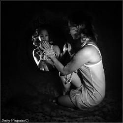 The Mirror by Dmitry Vinogradov