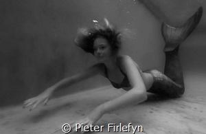 mermaid by Pieter Firlefyn