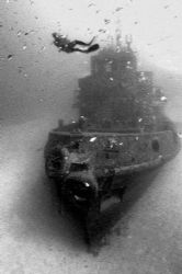 This is The Rozie Wreck, it was taken with a Nikon 90X wi... by Marilyn Hiatt