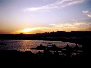 Naama Sunset, Sharm el Sheikh by Riccardo Colaiori