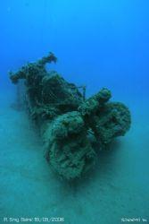 R.Smg. Scire WWII Italian sub by Dan Ashkenasi