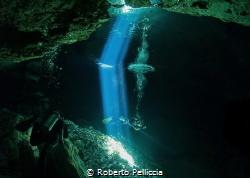 Cenote by Roberto Pelliccia