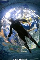 Freediving - STA by Sergiy Glushchenko