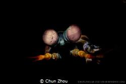 How many eys? by Chun Zhou