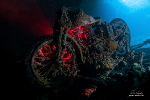 Canon 500D / 11-20 Tokina ikelite systems Thistlegorm / ... by Ferhan Coskun