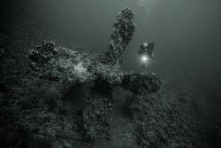 Umbria wreck by Dmitry Vinogradov