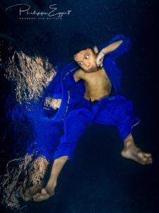 K R I S   S K Y W A L K E R My son 7, a enthusiastic mar... by Philippe Eggert