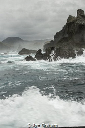 """Shot taken on our way out to the Dive Site """"The Magnet"""" o... by Joe Graham"""