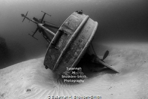 """""""After"""" The USS Kittiwake was moved dramatically by Hurr... by Susannah H. Snowden-Smith"""