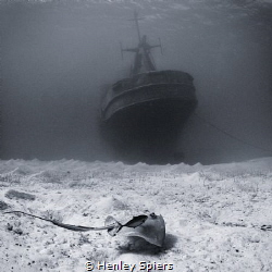 Last Wreck Standing by Henley Spiers