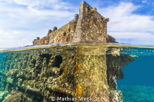 Malayan Wreck at Tubbataha by Mathias Weck