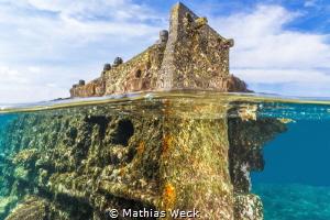 Malayan Wreck at Tubbataha by Mathias Weck