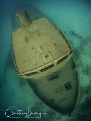 Tug 2 - Wreck. Silema - Malta by Christian Llewellyn