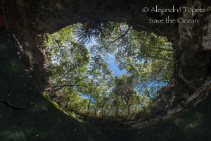 Dream gates Eye, Playa del Carmen México by Alejandro Topete
