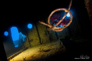 Giannis D. Wreck in Nort Red Sea , No Crop , Videolights ... by Ferhan Coskun