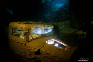 Canon 500D / 11-20 Tokina ikelite systems  Thistlegorm /... by Ferhan Coskun