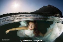 Circeo Mountain by Massimo Giorgetta