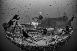 SS Rosalie Muller by Dmitry Vinogradov