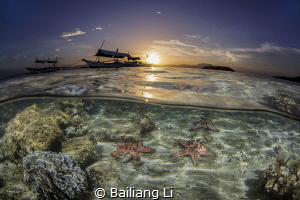 This photo was taken in Romblon in May 2017. by Bailiang Li