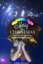 Marry Christmas! by Sergiy Glushchenko