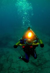 photographer or rov ? by Gregory Grant